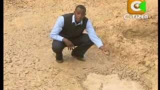 Water Harvesting In Yatta