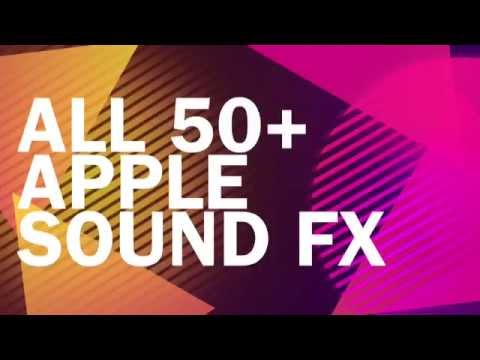 All Popular 50+ iMovie sound effects (YouTube Noises)