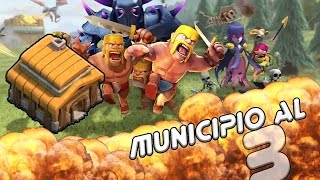 MUNICIPIO AL 3 - MAXATO - CLASH OF CLANS ITA