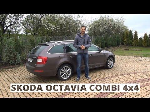 skoda octavia combi 4x4 1 8 tsi 180 km 2014 test 068 youtube. Black Bedroom Furniture Sets. Home Design Ideas