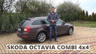 Skoda Octavia Combi 4x4 1.8 TSI 180 KM, 2014 - test AutoCentrum.pl #068