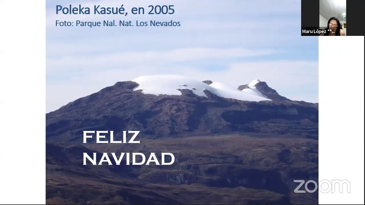 TERTULIA NO° 8 POLEKA KASUE - CUÉNTANOS TU HISTORIA