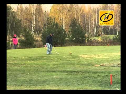 Первый в стране гольф-клуб открыли под Минском