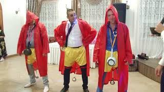 Ржачный конкурс на свадьбе. Монахи на свадьбе