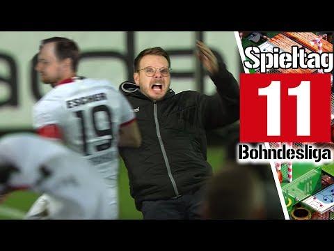 11. Spieltag der Fußball-Bundesliga in der Analyse | Saison 2019/2020 Bohndesliga