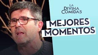 Marcelo Comparini recordó pitanza telefónica al Chino Ríos - La Divina Comida