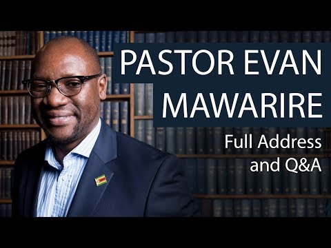 Pastor Evan Mawarire | Full Address and Q&A | Oxford Union