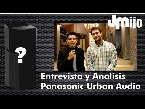 Download Entrevista y Análisis Panasonic SC-UA7 Urban Audio