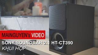 khui hop sony soundbar 21 ht-ct390 - wwwmainguyenvn