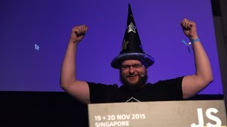 Matthew Podwysocki: Reactive JavaScript at Netflix, Microsoft and the World - JSConf.Asia 2015