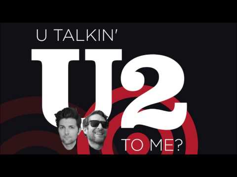 U Talkin' U2 to Me - Hit Us Up With Some T-Shirts