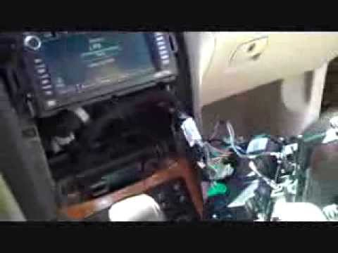 2011 Chevy Traverse Wiring Diagram Buick Enclave Car Stereo Removal Youtube