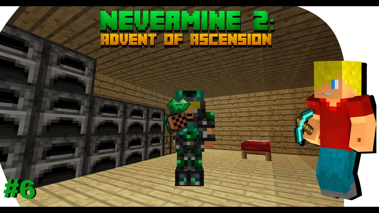nevermine 2 advent of ascension episode 6 exploring. Black Bedroom Furniture Sets. Home Design Ideas