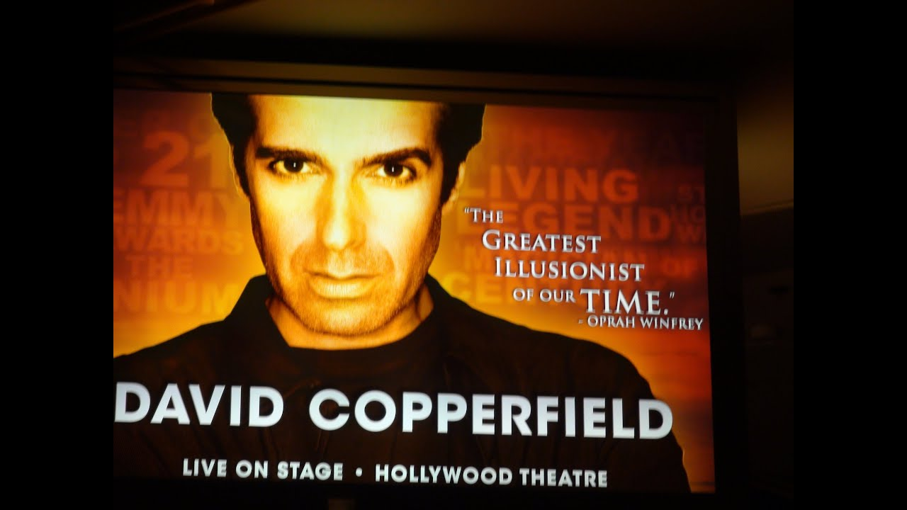 david copperfield mgm las vegas