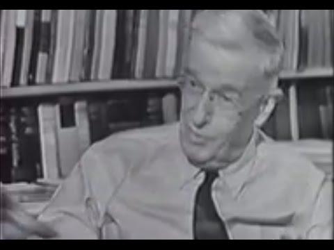 Paul Kahn: A Visual Tour of Vannevar Bush's Work -- Vannevar Bush Symposium 1995