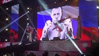 Александр Шлеменко выходит на бой против Брэндона Хэлси