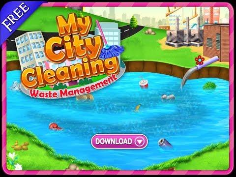 my city clean city