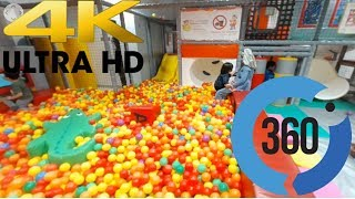360 Video Indoor Playground Family Fun for Kids Play Playroom Pool Balls | The Childhood Life 6