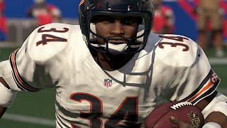 WALTER PAYTON IS WASTED!! R.I.P | MADDEN 16 ULTIMATE TEAM GAMEPLAY | EPISODE 30
