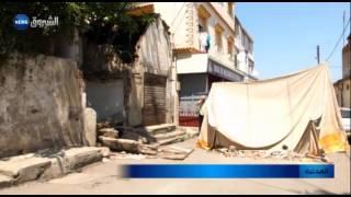 الجزائر العاصمة / عائلات في باش جراح تترقب الموت في بناية آيلة للسقوط