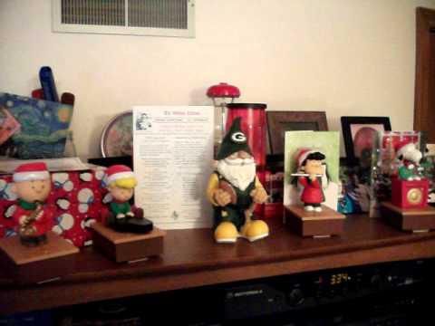 20111218 Peanuts Xmas Wireless Band