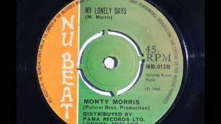 Eric Monty Morris - My lonely days