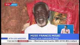 Makavazi Maalum Busia: Mzee Francis Misiki achimba vyumba 25 Busia