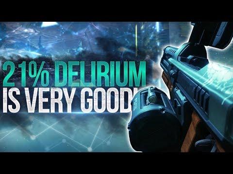The Melt Machine.. 21% Delirium Pinnacle Weapon Review (Destiny 2) thumbnail