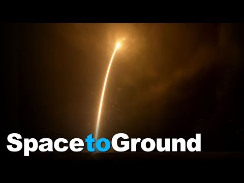 Space to Ground: Fire in the Sky: 03/15/2019