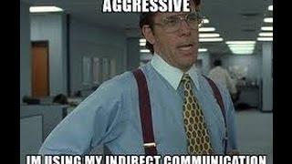 Indirect vs. Oblivious Communication