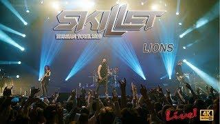 SKILLET 5 LIONS