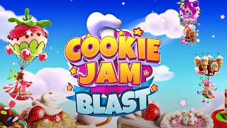 Cookie Jam Blast New Match 3 Game | Swap Candy (Gameplay Android) screenshot 1