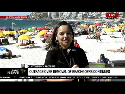UPDATE: Clifton beach protests to continue