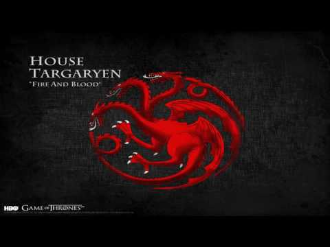 House Targaryen & Dragons Themes (S1-S6) - Game of Thrones