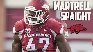 Best LB in all of College Football ||Martrell Spaight|| Arkansas Highlights |HD| (REQUESTED)