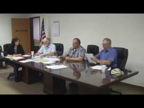 Board of County Commissioners meeting