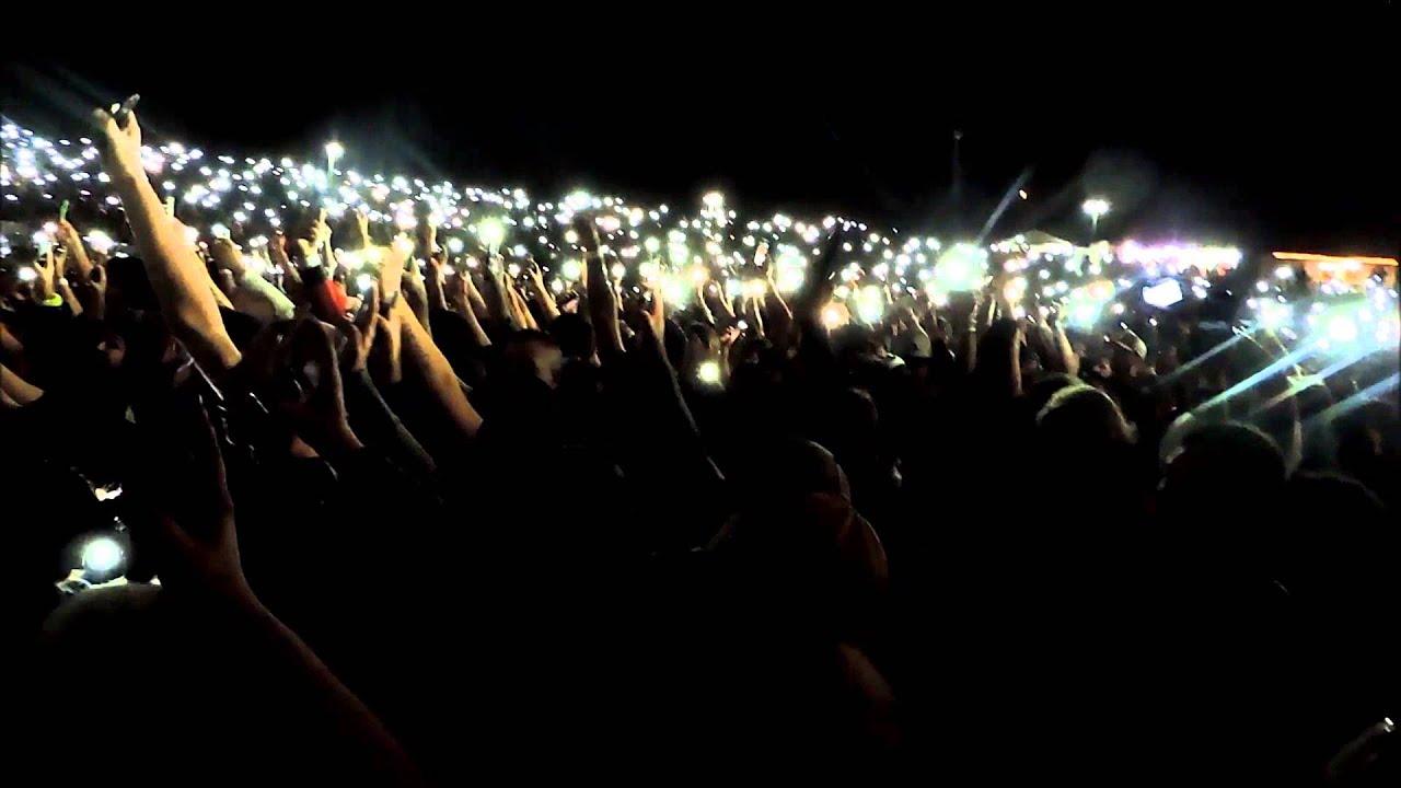 Breaking Benjamin Lights Out