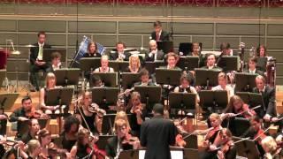 Béla Bartók: Concerto for Orchestra; 1st mvt. / Orkester Norden 2010, Rolf Gupta