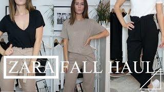 Zara Fall Haul | Try On 2018