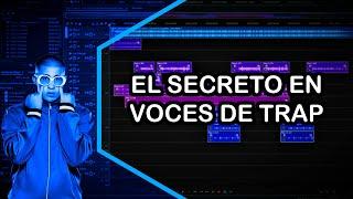 El secreto en las voces de Trap