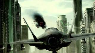 ACE COMBAT ASSAULT HORIZON - PS3 / X360 - Tokyo Game Show 2010 Extended Trailer