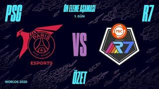 <b>PSG</b> Talon ( <b>PSG</b> ) vs Rainbow7 ( R7 ) Maç Özeti | Worlds 2020 Ön ...