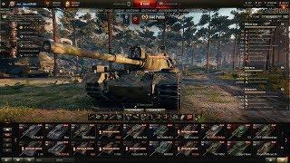 3 ОТМЕТКИ НА M48 Patton