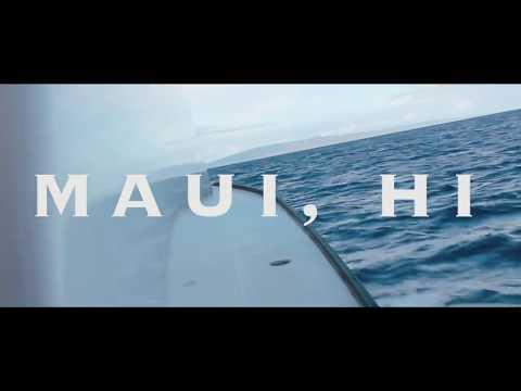 Catching Blue Lined Snapper Off The Coast Of Maui (Maui Fun Charters)