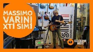 SIM1 della XT1, Head Rush e Kemper, Demo Live con Massimo Varini