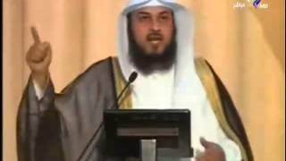 الداعية محمد العريفي حطبة فضائل مصر