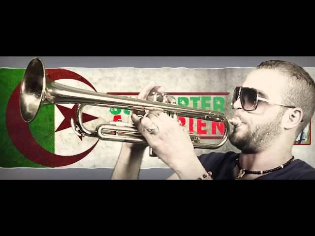 Amin Titi & Bilel Milano L'algerie Memo AINYA   Official song world cup 2014  Dz Prod
