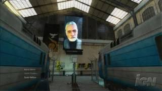 The Orange Box PlayStation 3 Gameplay - Half-Life 2: The