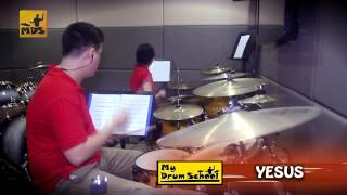 Yesus - True Worshipers (Drum Cover)