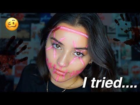 Halloween Makeup: The Purge 💀